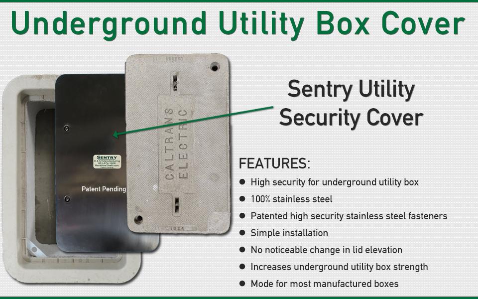 ProductsUndergroundUtilityBox